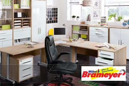 Office- und Büromöbel bei Brameyer in Sassenberg