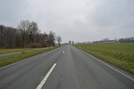 Kreisstraße 3 wird saniert: Vollsperrung ab 6. November erforderlich
