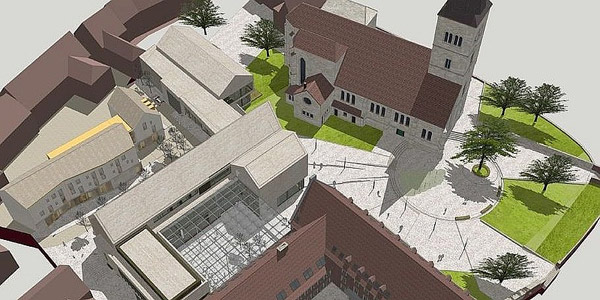 """Offizieller Baustart in Dülmen für das """"Haus für alle"""""""