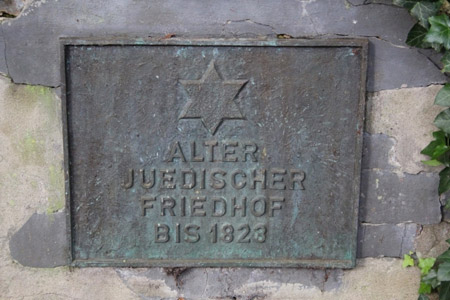 Jüdische Spuren in Warendorf: öffentliche Führung