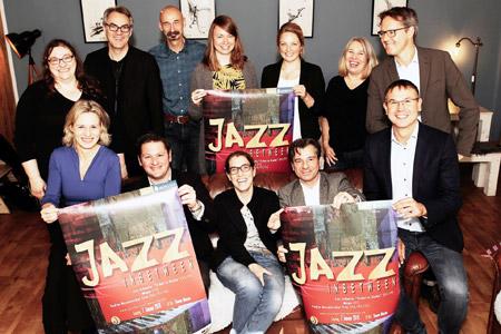 """Alte Lieben und junge Wilde - """"Jazz Inbetween"""" am 7. Januar in Münster"""""""