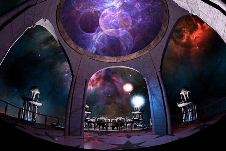 Neue Musikshow im LWL-Planetarium - Space Rock Symphony