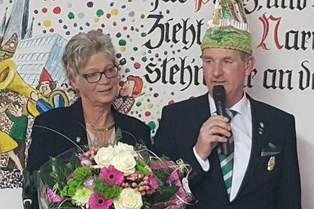 Stadtprinzenpaar in Emsdetten gekürt