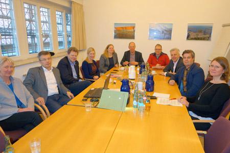 Beschäftigte aus Stadtverwaltungen fit für deutsch-niederländische Projekte