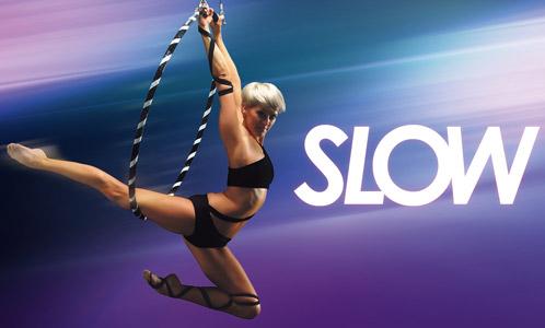 SLOW - In der Ruhe liegt die Kraft (15. März bis 13. Mai)