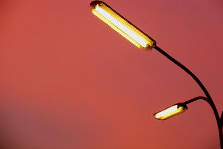 Stadt erhält erneute Förderung für weitere LED-Straßenleuchten