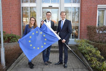 Kreis Coesfeld organisiert Europa-Quiz für die weiterführenden Schulen