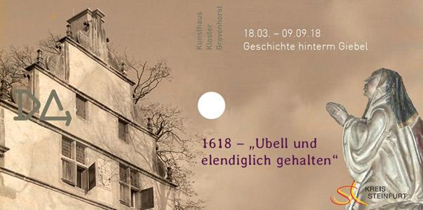 Historische Präsentation im DA, Kunsthaus Kloster Gravenhorst