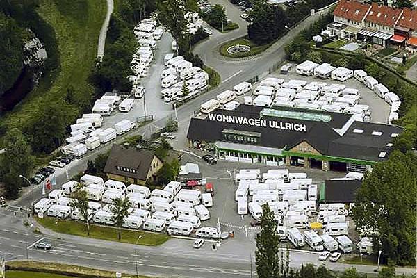 Ihr Fachhändler Wohnwagen Ullrich in Bad Salzuflen