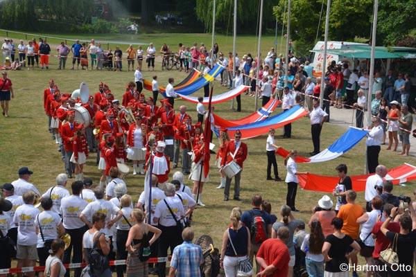 Internationales Musikfest 2018 in Bad Bramstedt vom 29. Juni bis 1. Juli 2018
