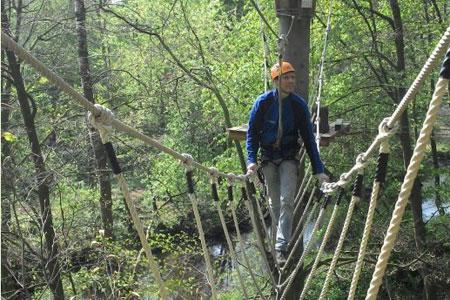 Kletterwald Borken - Natur & Erlebnis für Kinder, Familien und Erwachsene