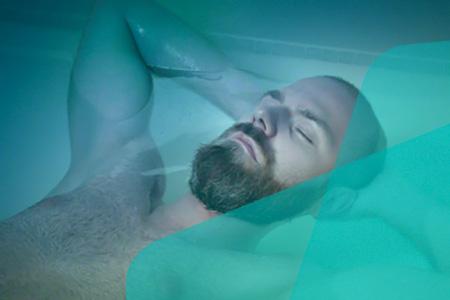 Floating - Schweben mit Tiefenentspannung