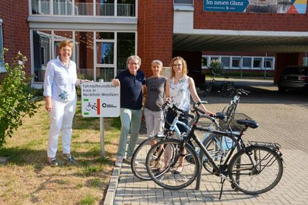 BikeNight: Alternativen brauchen Platz! - Mit dem Rad durch Coesfeld für eine lebenswerte Zukunft