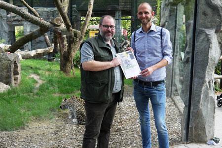 WWF und Allwetterzoo Münster starten Zusammenarbeit für bedrohte Großkatzen
