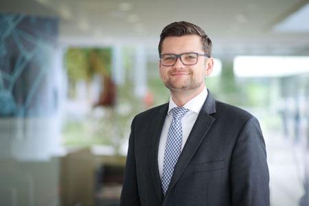 Neuer Kaufmännischer Direktor für LWL-Kliniken in Marl, Hamm und Dortmund hat Dienst angetreten