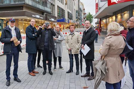 """Arbeitsprozess """"Gestaltungshandbuch Innenstadt Bochum"""" mit Kick-Off erfolgreich gestartet"""