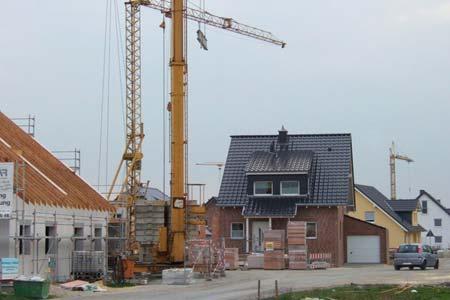Wohnraumförderungsprogramm 2018 – 2022: Günstige Konditionen für Eigenheime und Mietwohnungsbau