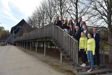 """LWL-Projekt """"Europa in Westfalen"""" zeigt, wie die Stadt zum Klassenzimmer wird"""