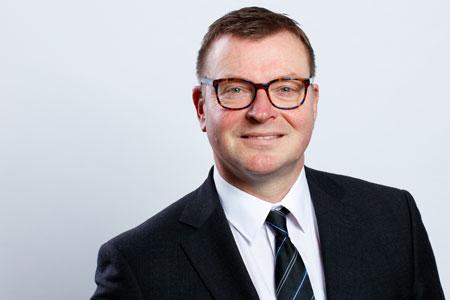 Klarastift stellt erste Weichen für die Wende - Dr. Holger Praßel leitet das Altenzentrum interimsweise