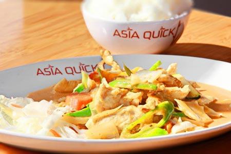 Leckere Asiatische Küche finden Sie bei Asia Quick in Münster