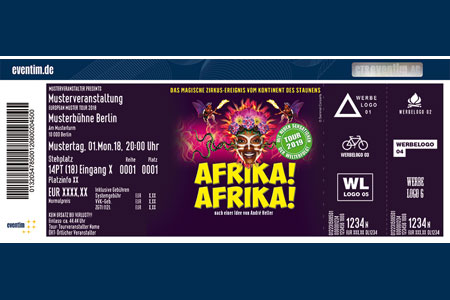 TICKETS: AFRIKA! AFRIKA!