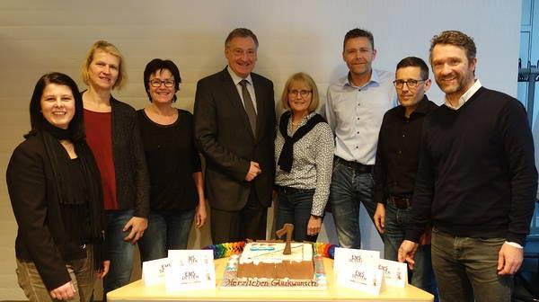 Der Emsdetten Gutschein feiert seinen 1. Geburtstag