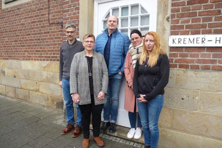 """Salon """"Team Frisöre"""" aus Salzbergen unterstützt das Kremer-Haus"""