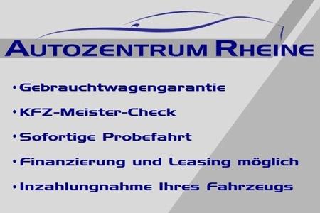 Autozentrum Rheine - Ihr zuverlässiger Partner