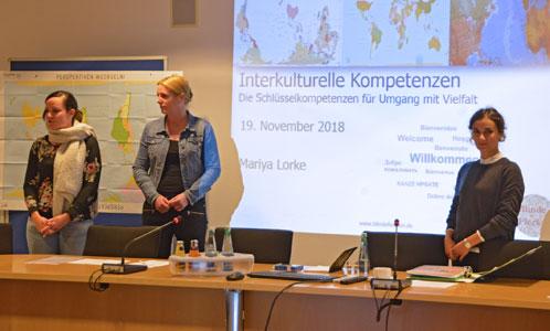 """Kommunales Integrationszentrum Kreis Steinfurt bietet Workshops über """"Interkulturelle Kompetenzen"""" an"""