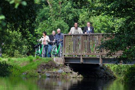 Brüggen - Die gastliche Gemeinde im Naturpark Schwalm-Nette