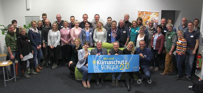 "energieland2050 e.V. startet Projekt ""Klimaschutzbürger 2.0"""