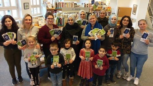 Stadtbücherei als Zentrum für Lesen, Integration und Sprache