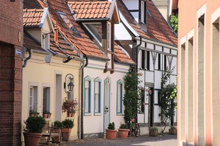 Anwohnerparkausweise in der gesamten Altstadt gültig