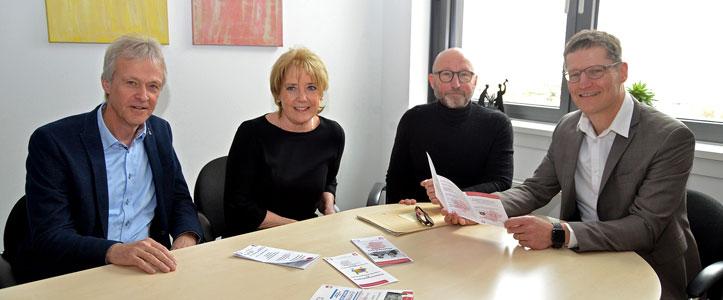 Auszubildende in der Altenpflegehilfe erhalten finanzielle Unterstützung vom Kreis Steinfurt