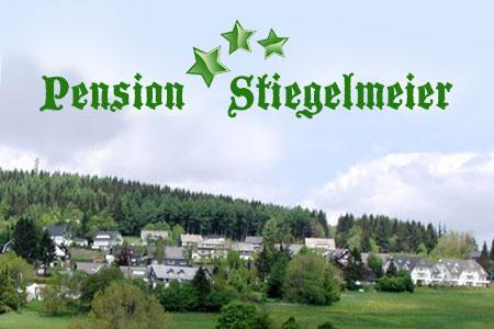 Pension Stiegelmeier - Entspannung & Genuss in Neuastenberg