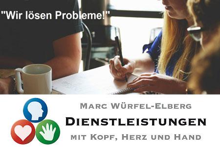 Marc Würfel-Elberg - Service mit Herz