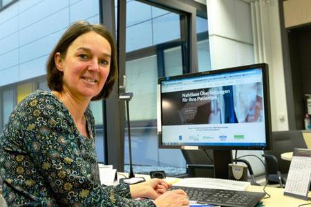 Patienten profitieren: Digitale Plattform verbindet Uniklinikum mit nachsorgenden Einrichtungen