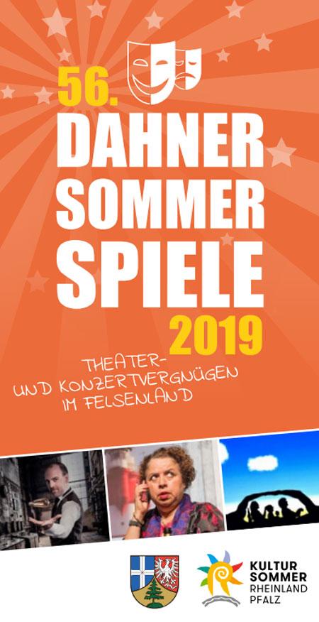 56. Dahner Sommerspiele 2019