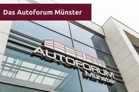 Alle Marken unter einem Dach im Autoforum Münster