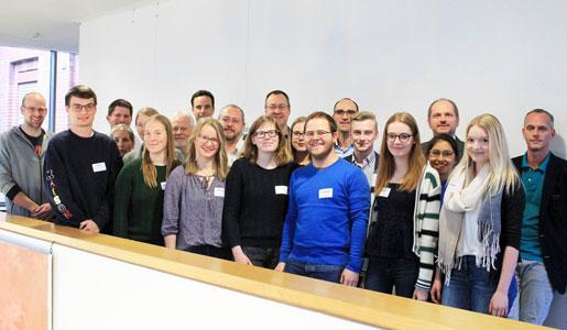 Medizinstudierende im St. Franziskus-Hospital in Ahlen zu Gast
