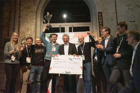 Spannendstes Startup in NRW kommt aus Emsdetten