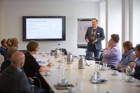 """Für mehr Sichtbarkeit im Internet: Workshop """"Marketing im digitalen Wandel"""""""