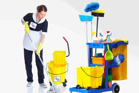 G&K Reinigungsdienst: Ihr Gebäudereinigungs-Experte