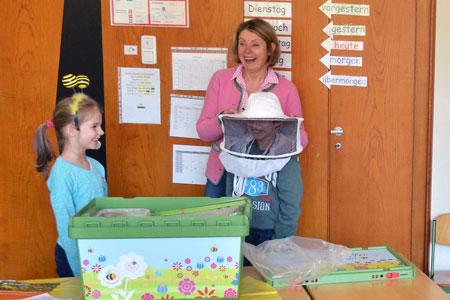 """""""Bochum blüht und summt"""" - Bienenkoffer für Kindergärten und Grundschulen"""