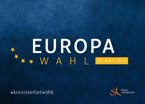Europawahl 2019: Vorbereitungen im Kreis Steinfurt laufen auf Hochtouren