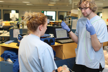 Neues Notfalltraining am UKM bringt Sicherheit für Patienten