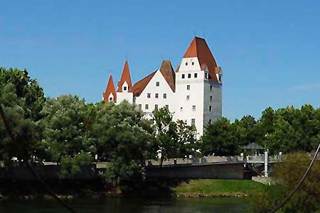 Neues Schloss Ingolstadt - Ein Besuch der sich lohnt