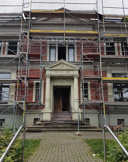 Konermann Bau - Ihre Baufirma aus Steinfurt für Umbauten und Sanierungen
