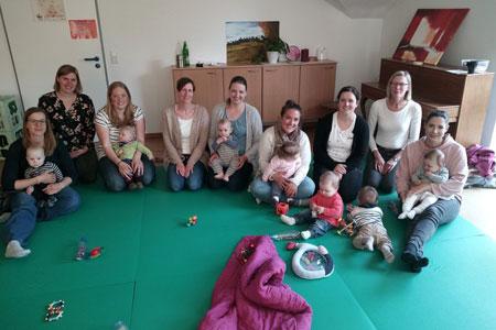 Café Kinderwagen: ein Angebot für Groß und Klein