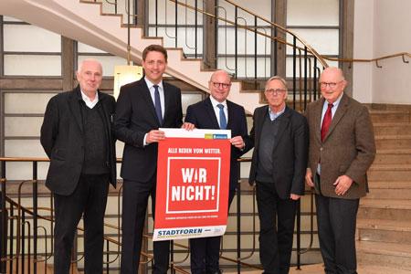"""Zukunftsprozess """"Münster-Zukünfte 20-30-50"""" kommt voran"""